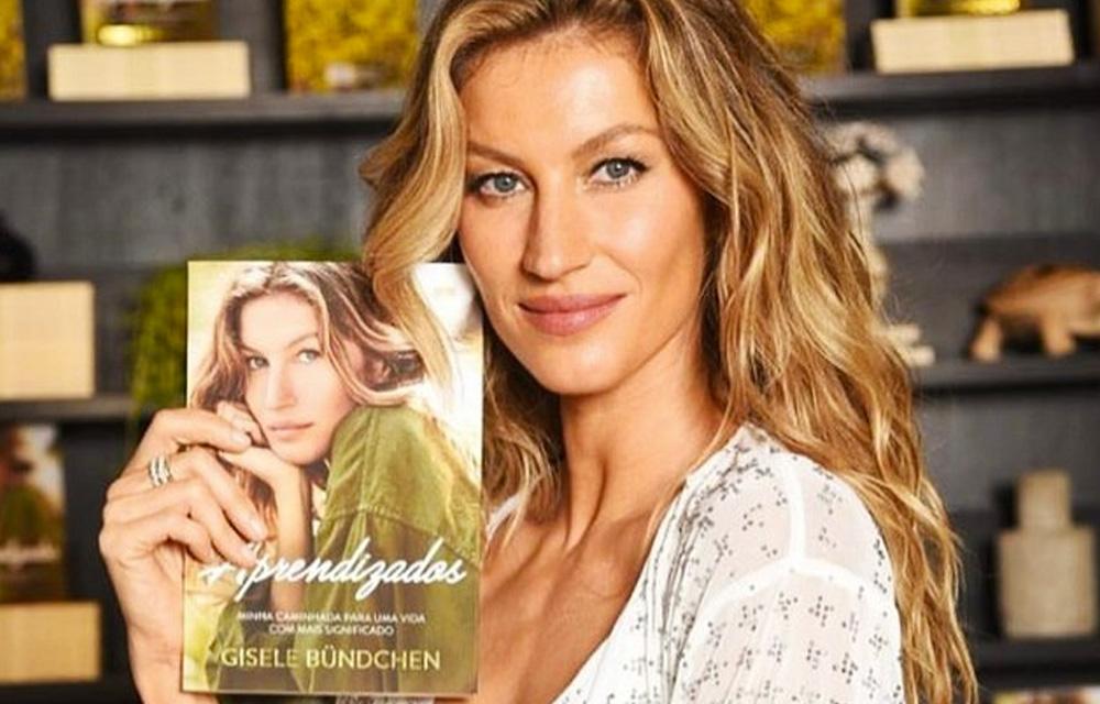 Best Seller Aprendizados de Gisele Bundchen 60mais