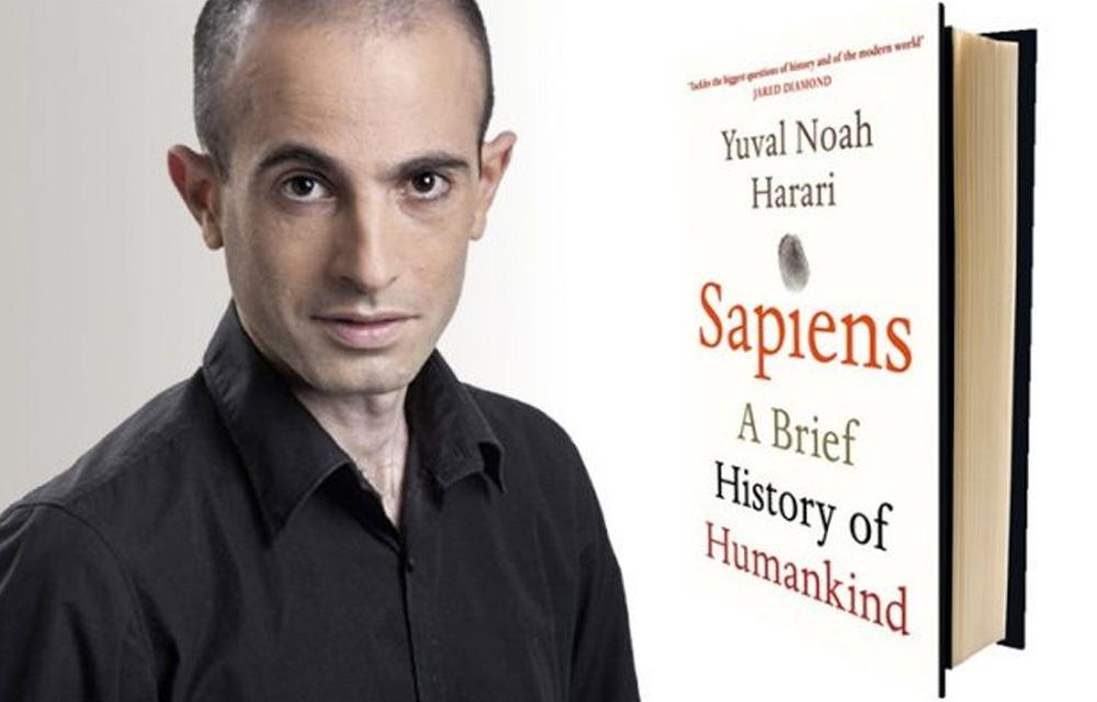 Best Sellers Sapiens e Homo Deus de Yuval Noah Harari