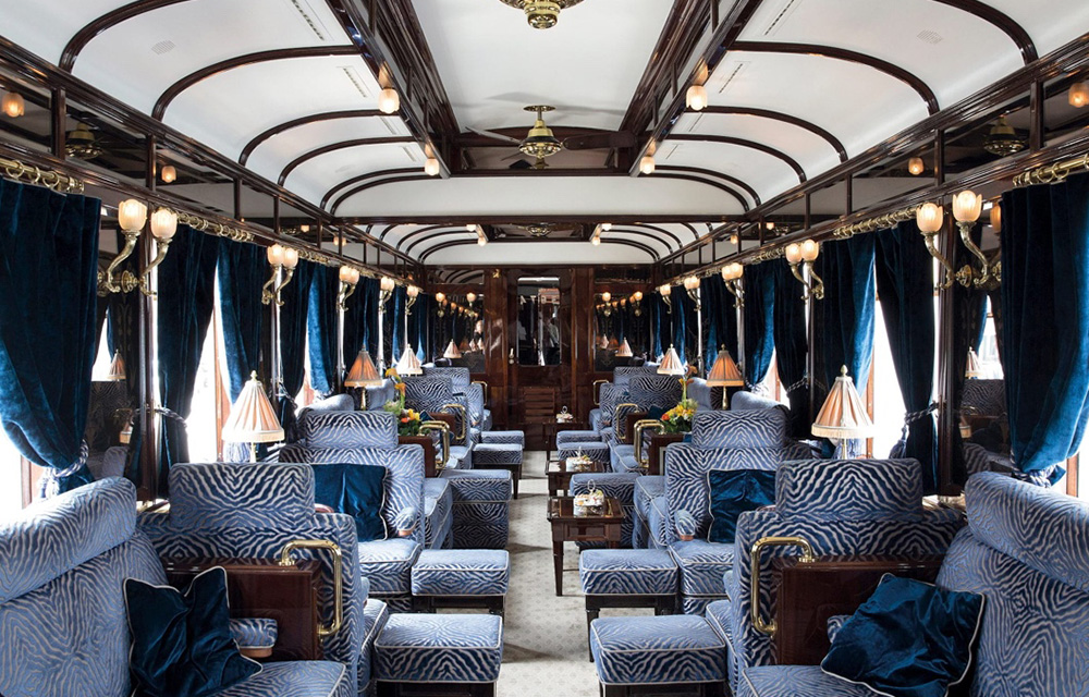 Trem Orient Express 60mais