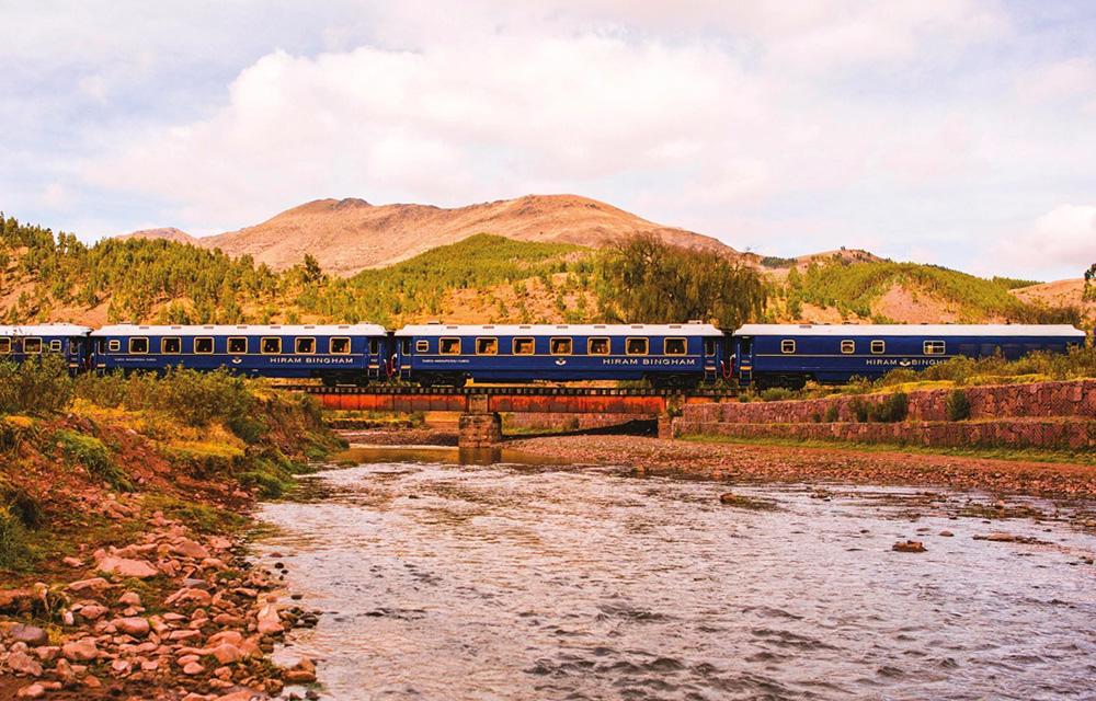 Viagem de Trem Peru 60mais