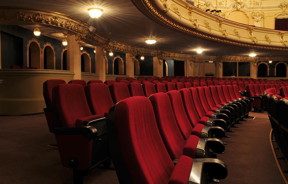 Eventos culturais teatro 60mais
