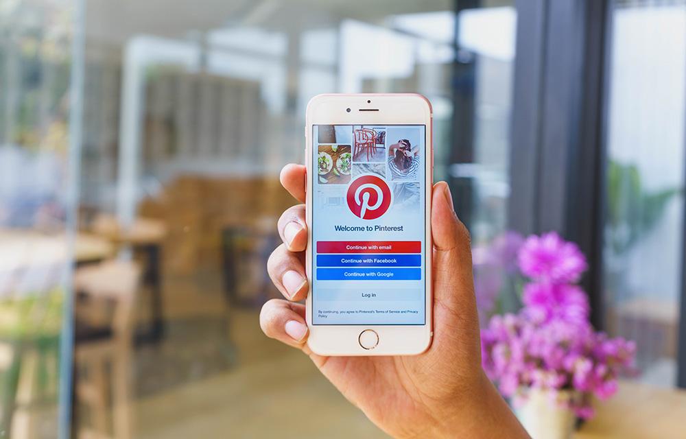App Pinterest 60mais