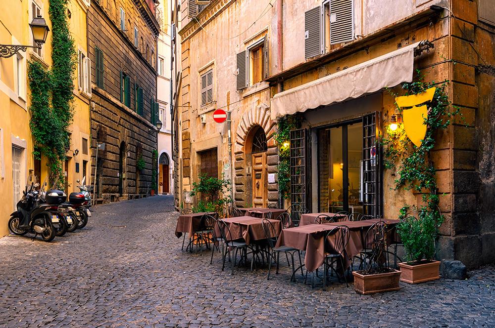 Viagem para Roma 60mais