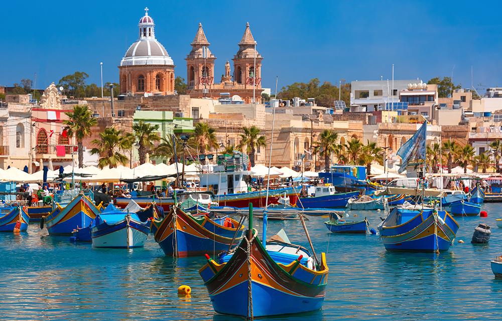 Destinos não óbvios Malta 60mais