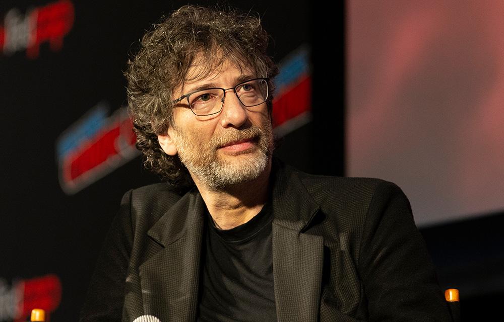 Neil Gaiman Escrita Criativa 60mais
