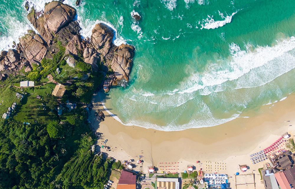 Florianópolis Vista Aérea 60mais