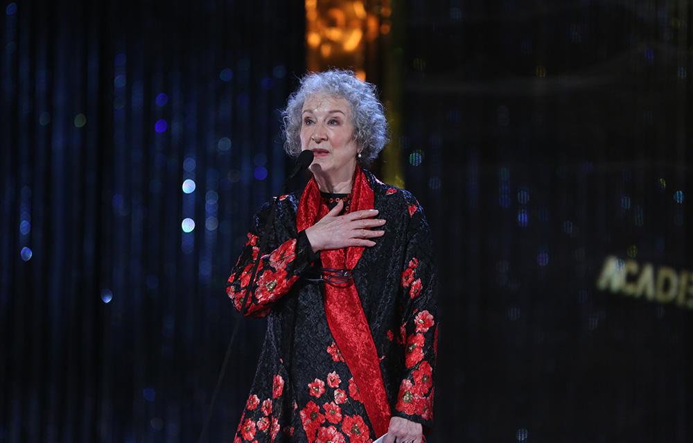 Margaret Atwood 60mais