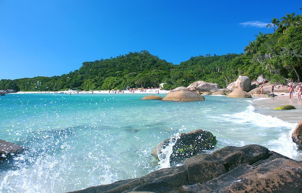 Ilha do Campeche Florianópolis 60mais