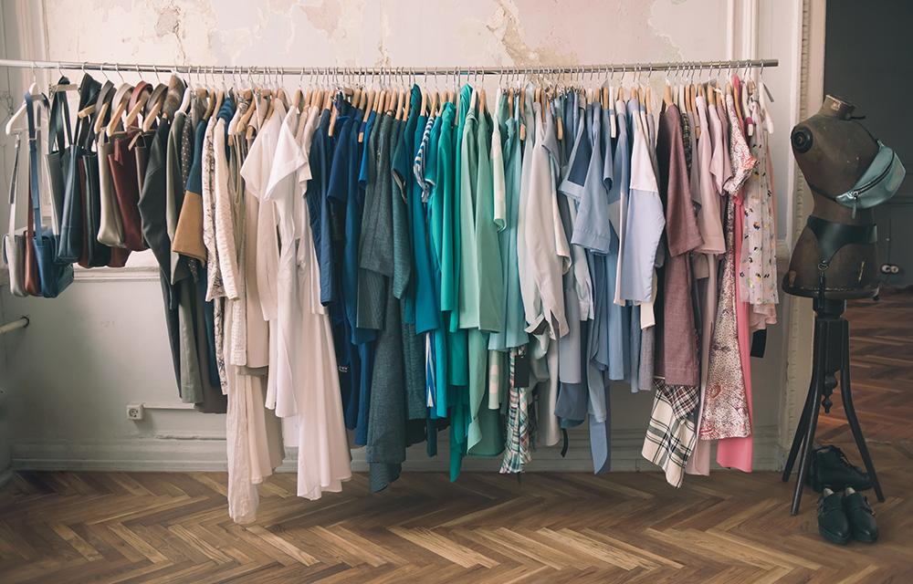 Bazar de roupas usadas 60 mais