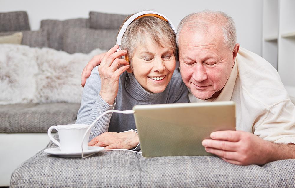 Tendências e vantagens dos audiobooks 60 mais