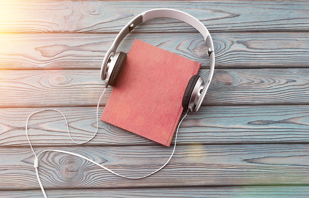 Audiobooks 60 mais