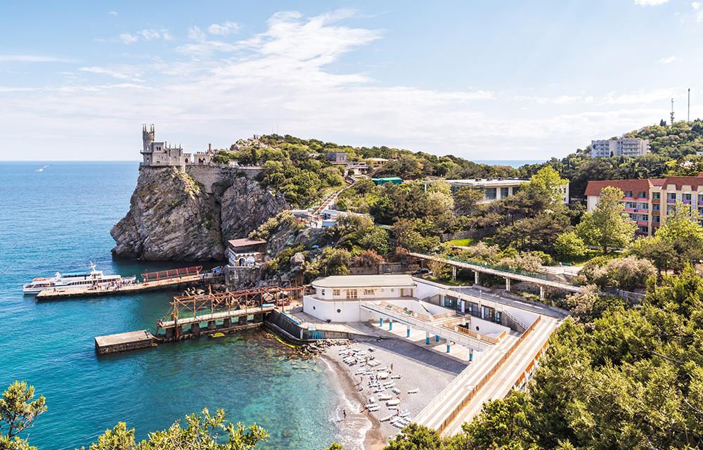 Destinos exóticos Riviera Russa 60 mais