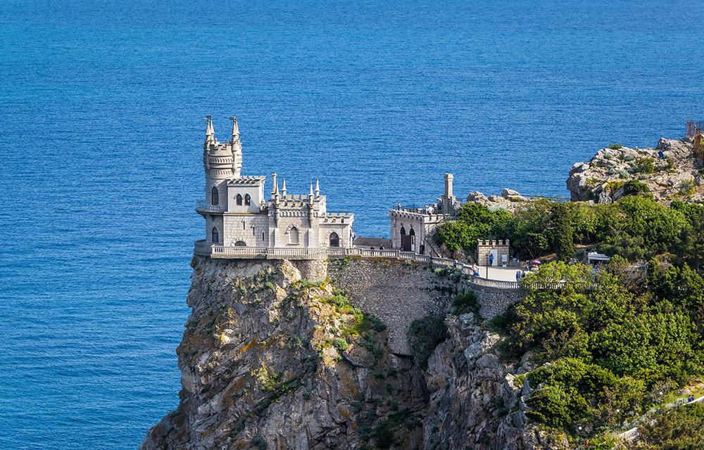 Viagens exóticas Crimeia 60 mais