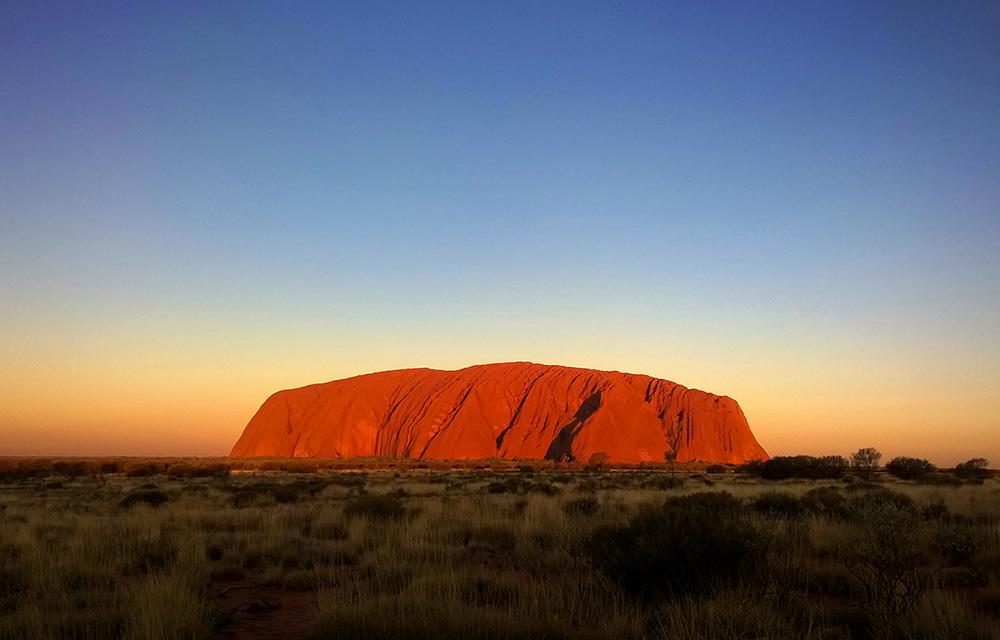 Destinos exóticos Uluru 60 mais