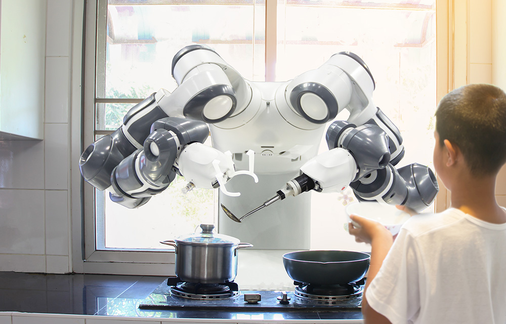 Comida do futuro feita em impressora 3D 60 mais