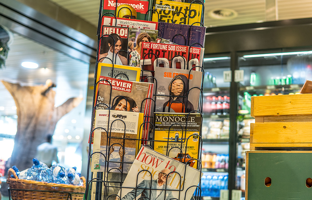 Revistas para ficar antenado sobre o mundo 60 mais