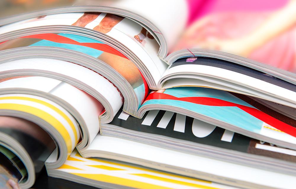 Revistas de moda 60 mais