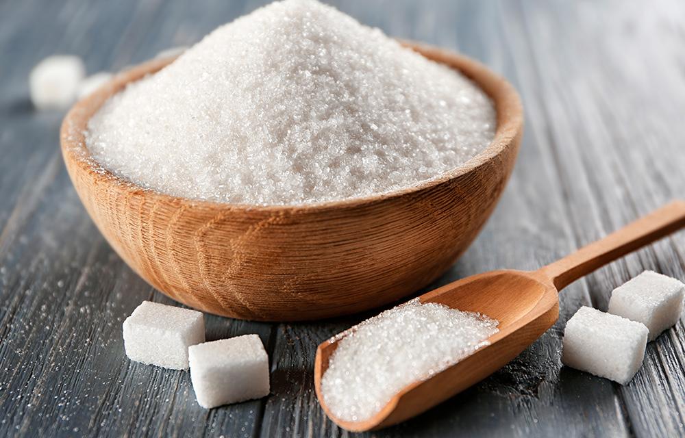 Açúcar Alimentos que envelhecem 60 mais