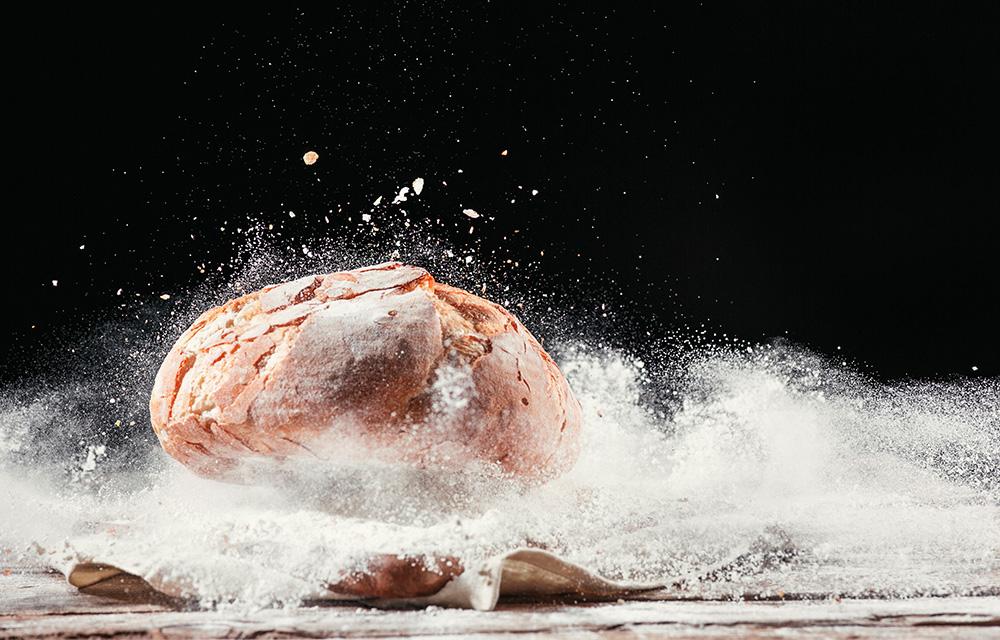 Pão Branco Alimentos que envelhecem 60 mais