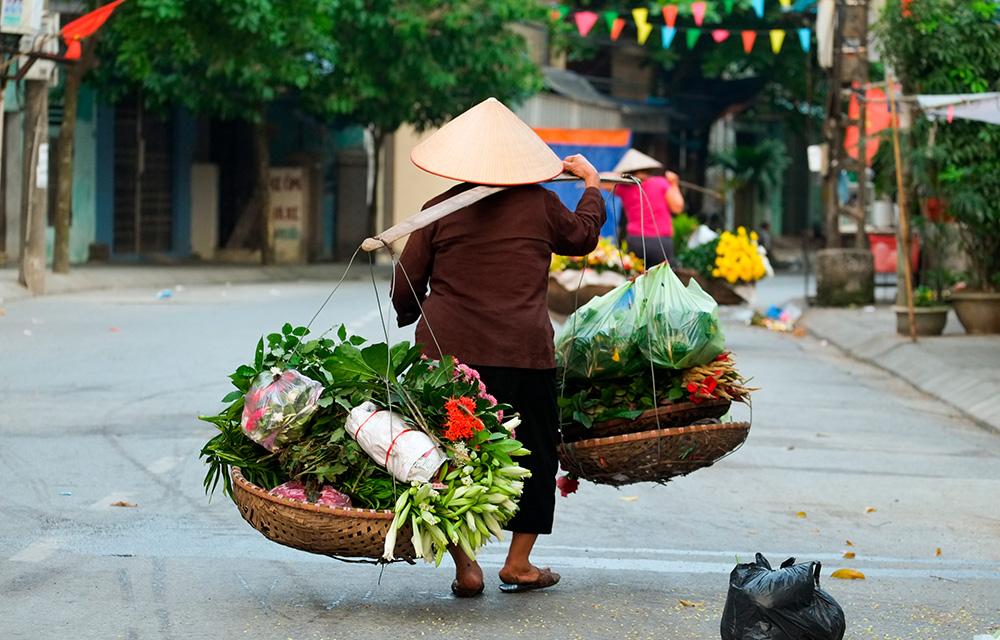 Viajar para o sudeste asiático 60 mais