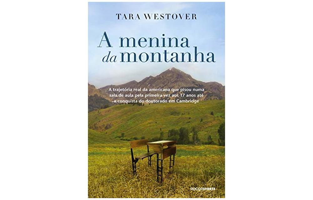 Livro A menina da montanha Tara Westover 60 mais