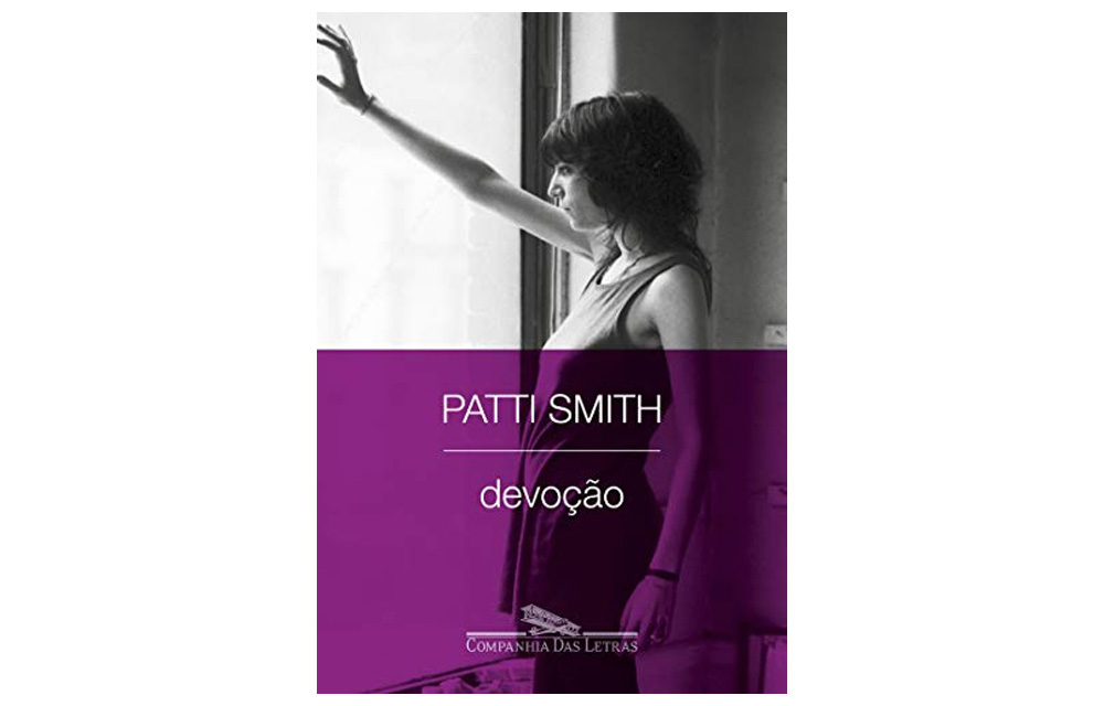 Livro Devoção Patti Smith 60 mais