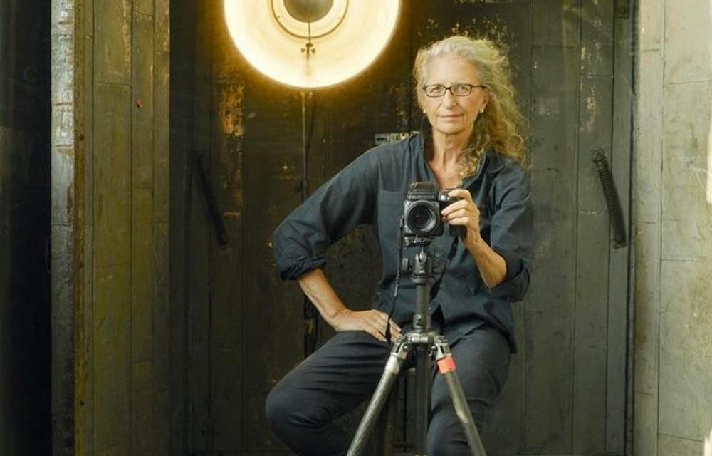 Celebridades 60+ que inspiram: Annie Leibovitz