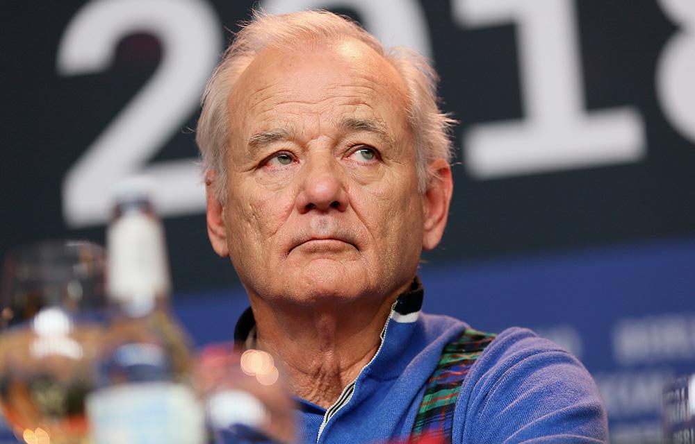 Personalidades famosas 60+ que inspiram Bill Murray