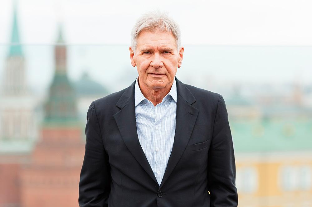 Harrison Ford personalidades que inspiram 60 mais