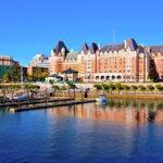 Victoria: um pedacinho da Inglaterra no Canadá