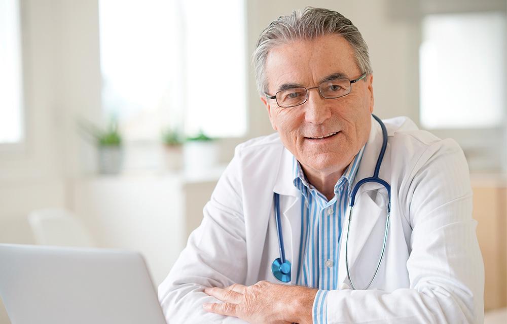 Como escolher um bom médico 60 mais