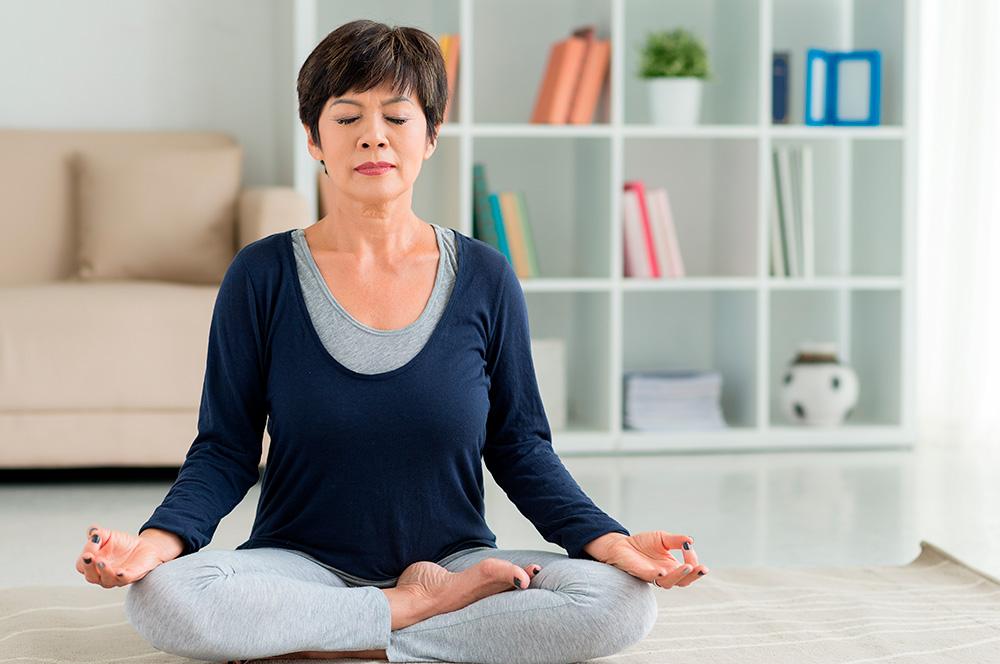 Meditação contra a ansiedade: quais são os benefícios - 60 mais