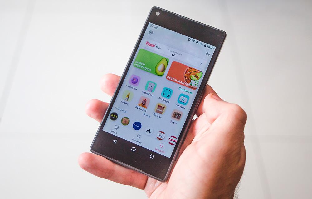 Rappi: aplicativos de compra - 60 mais