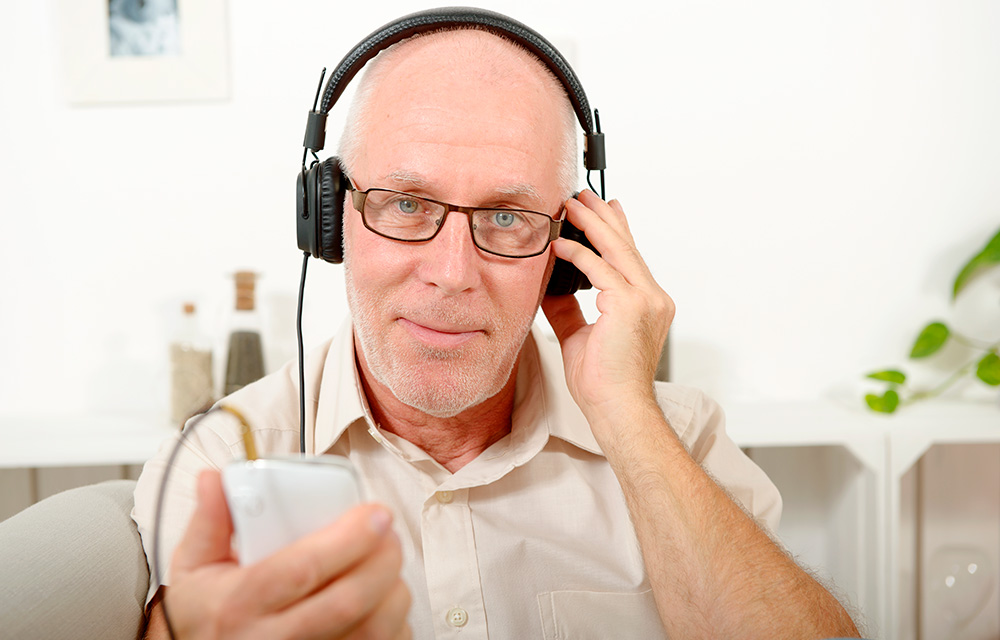 Como gravar áudio na quarentena 60 mais
