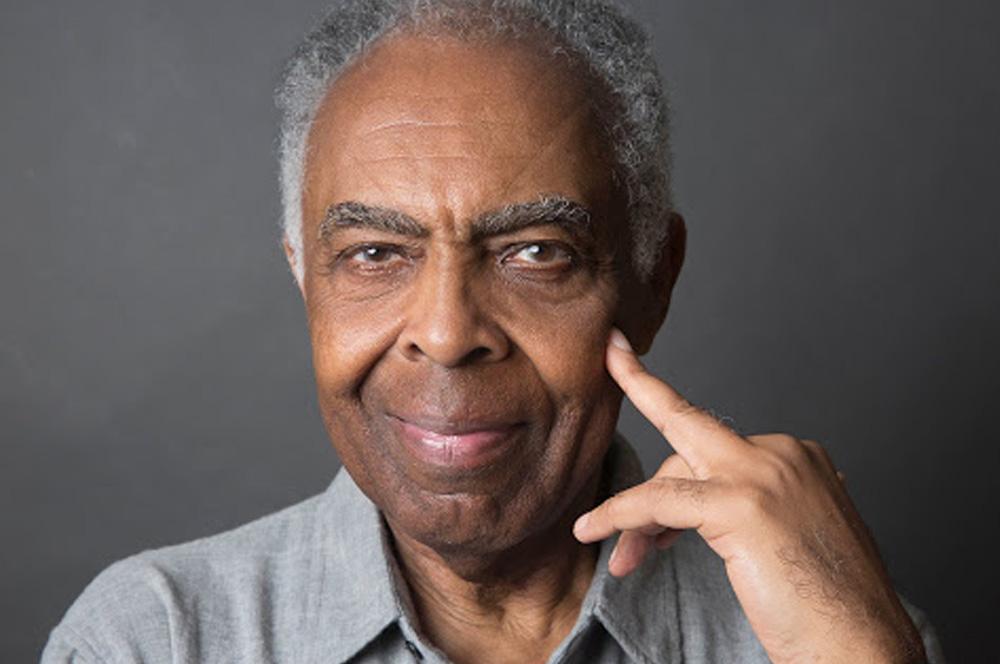 personalidades negras Gilberto Gil
