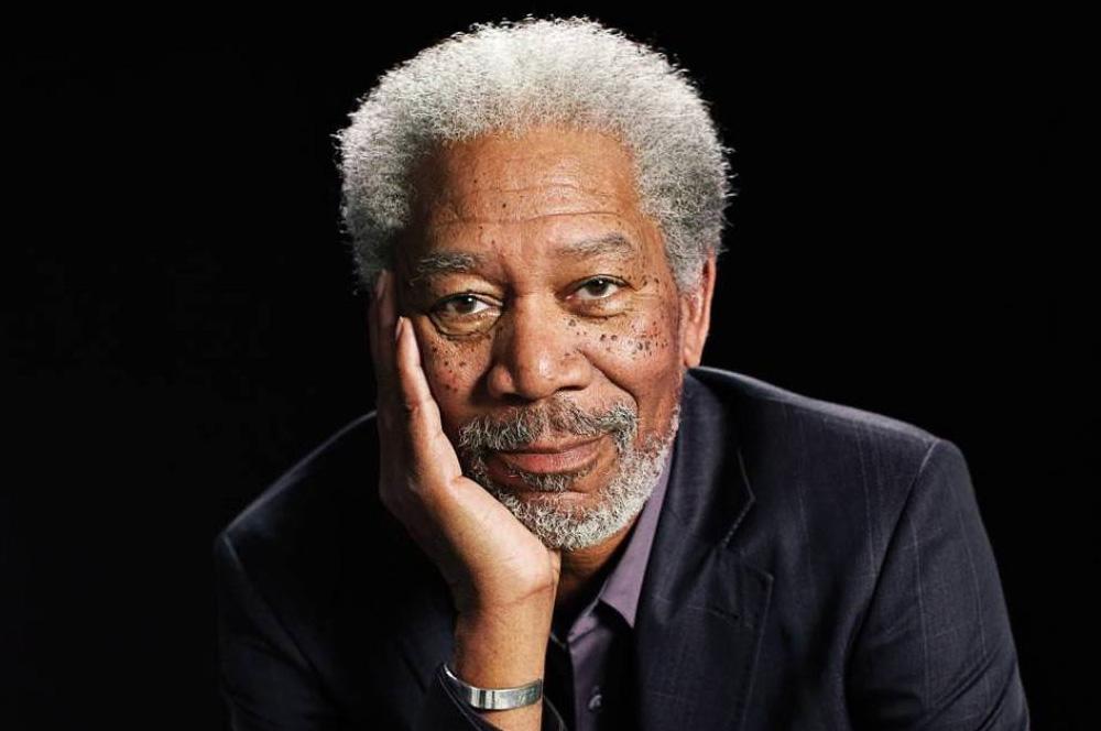 personalidades negras Morgan Freeman