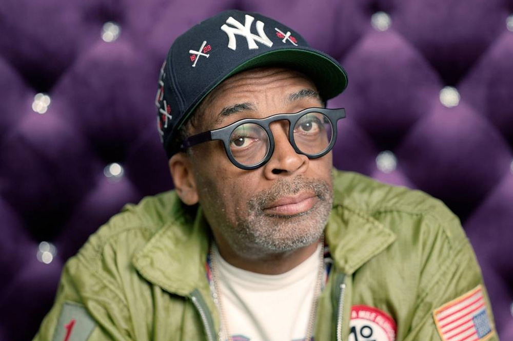 personalidades negras Spike Lee