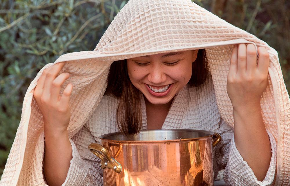 Benefícios da inalação na aromaterapia - 60 mais