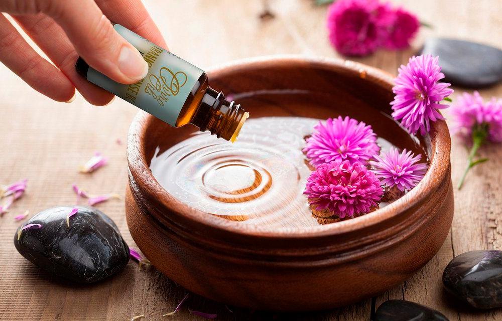 Benefícios da aromaterapia com óleos essenciais - 60 mais