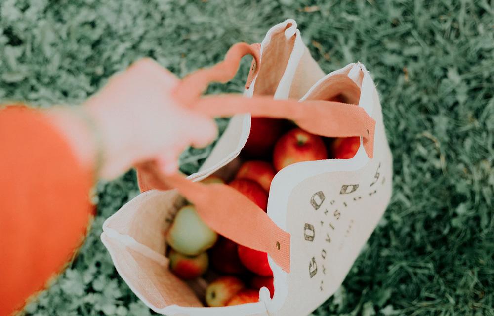 Como usar embalagens e sacolas reutilizáveis - 60 mais