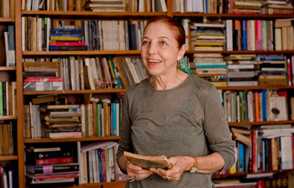 Livros escritos por mulheres: O leopardo é um animal delicado Marina Colasanti  - 60 mais