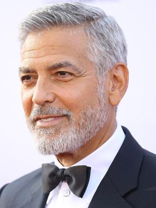 Estilo para homens George Clooney - 60 mais