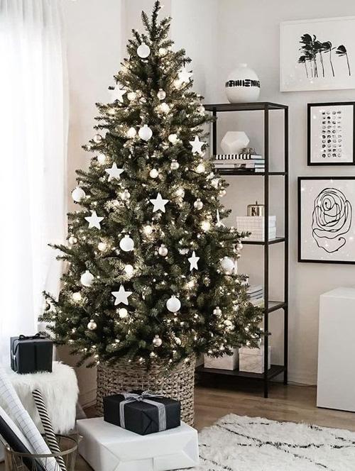 Decoração de Natal - árvore clássica - 60 mais