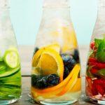 Receitas de águas aromatizadas para o verão