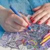 Como estimular a mente desenhando