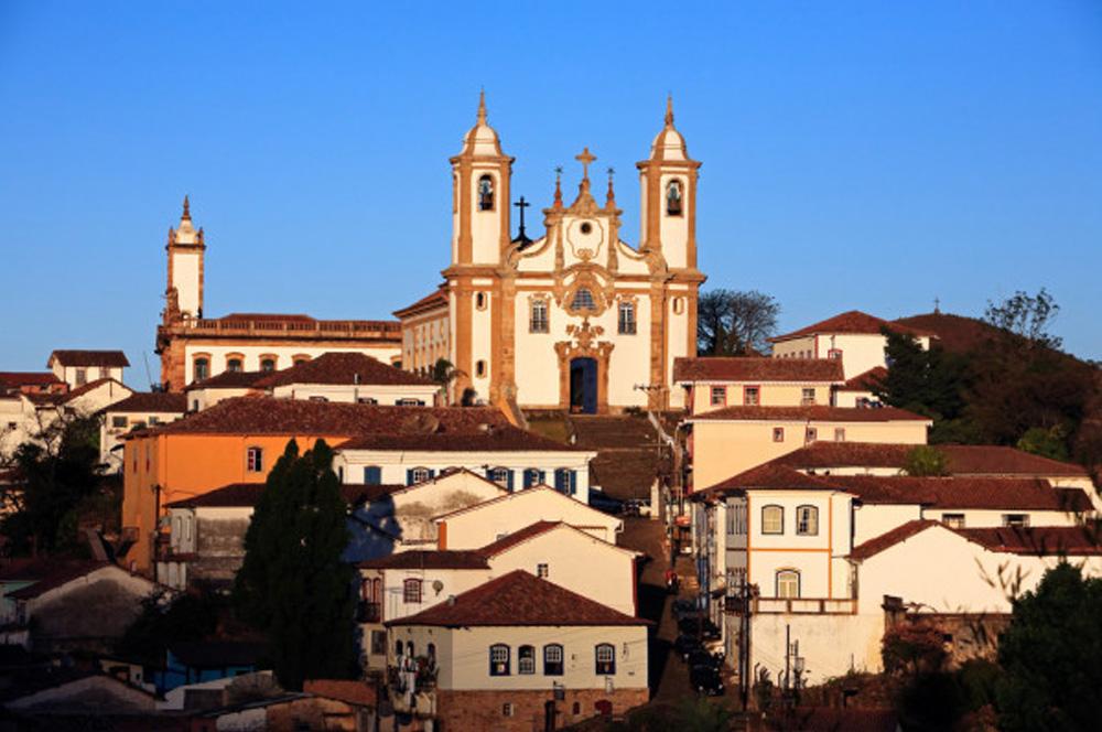 Destinos no Brasil: Ouro Preto - Minas Gerais - 60+