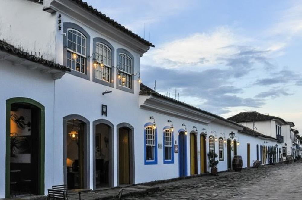 Destinos no Brasil: Paraty - Rio de Janeiro - 60+