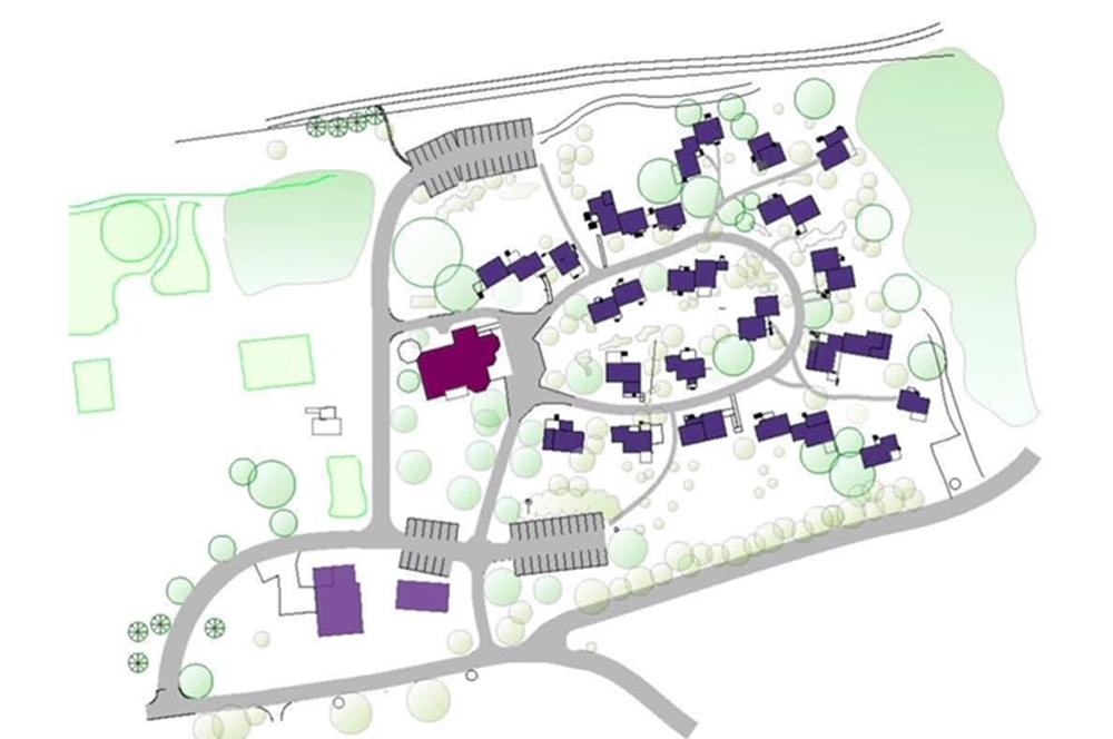 Cohousing - Mapa - 60+